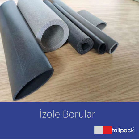 Picture for category Polyethylene Foam Pipe