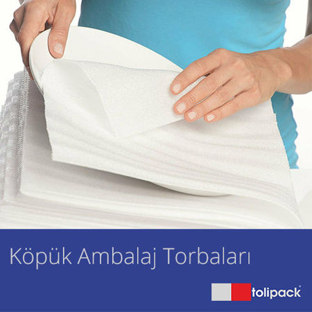 Picture for category Polietilen Köpüğü Ambalaj Torbaları (ŞİLTE TORBA)
