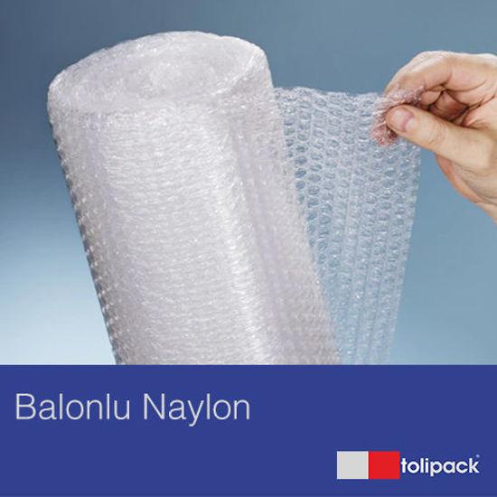 Balonlu Naylon Ambalaj Paketleme